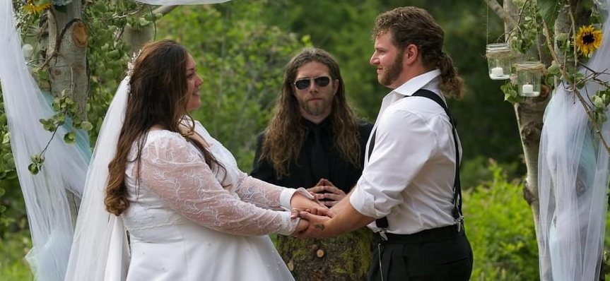 'Alaskan Bush People' Gabe Brown Shares Beautiful Message to New Wife