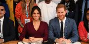 Prince Harry and Meghan Markle Knew Early On that Royal Life Wasn't Working Out, Source Says