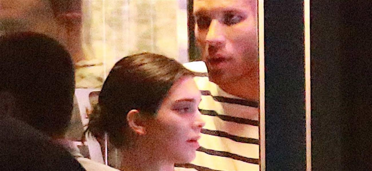 Kendall Jenner and Blake Griffin Get 'IT' On