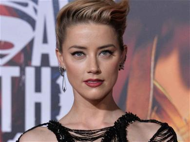 Amber Heard Sanctioned by the Court for Blowing Off Deposition in $10 Million Lawsuit
