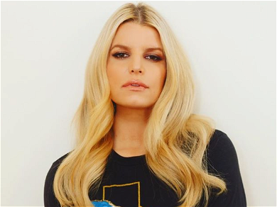 Jessica Simpson Gets Sweaty With Ripped Abs On Instagram In Tight Outfit