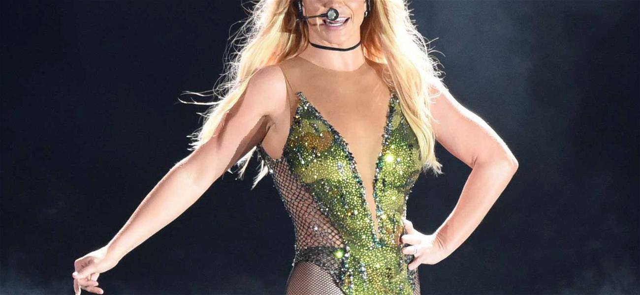 Britney Spears Stage Crasher Avoids Jail … But Stay Outta Planet Hollywood!