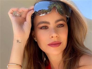 Sofia Vergara Making America Great Again With Busty Shots