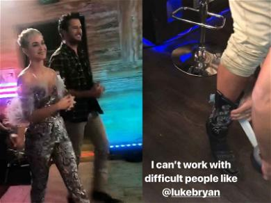Luke Bryan's Jeans May Be Too Tight (Not a Bad Thing)