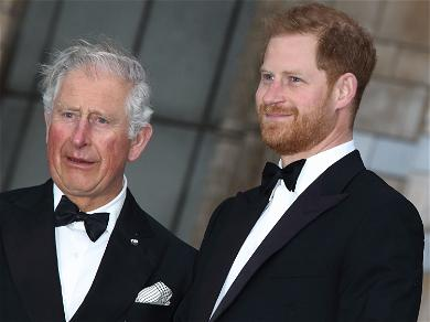 Why Prince Harry Never Informed Prince Charles  That He Was Stepping Down From the Royal Family