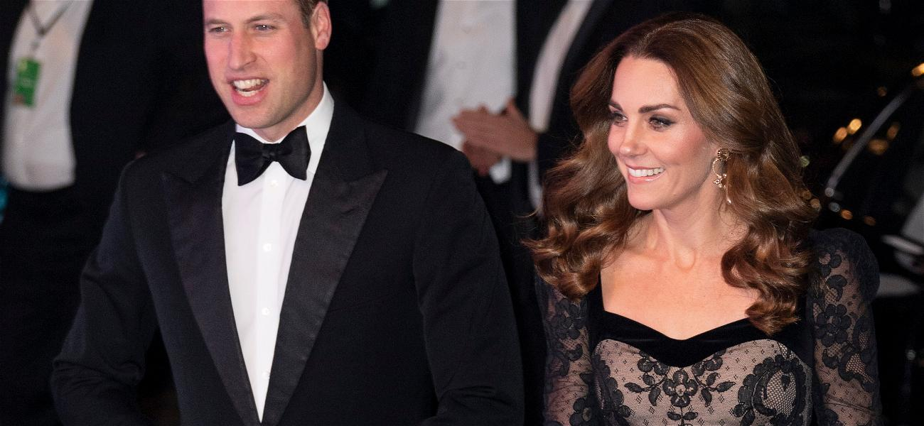 Prince William and Kate Middleton Have to 'Pick Up the Slack' Following 'Megxit'