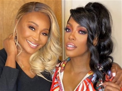 Cynthia Bailey & Porsha Williams Spotted After Alleged 'RHOA' Stripper Sex Party