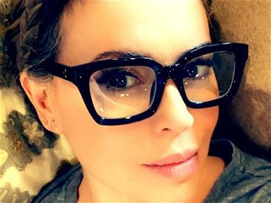 Alyssa Milano SLAMMED For Hypocrisy After Police Protect Her House Despite Her Pleas To 'DefundThePolice'
