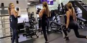 Larsa Pippen Works Her Butt Off During Bodysuit Lunge Session: 'Gotta Move Harder'