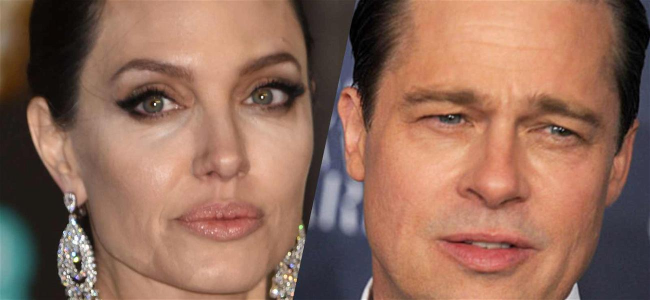 Brad Pitt Dismisses Claims Angelina Jolie is Hurting for Money, She Made Millions On 'Maleficent 2'