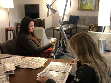Stormy Daniels Working with Sketch Artist to Help Find Man Who Threatened Her