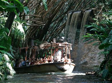 Disney World Jungle Cruise Boat Sinks With Passengers On Board: 'Floating To Sunk In About A Minute'