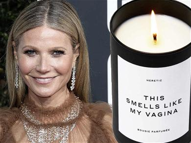 Gwyneth Paltrow's Selling A Candle That 'Smells Like My Vagina' On Goop