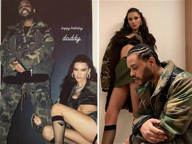 Bella Hadid Shares NSFW Pics With The Weeknd For His Birthday
