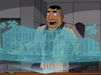Mike Tyson's Cannabis Empire Gets 'The Simpsons' Treatment in Latest Episode