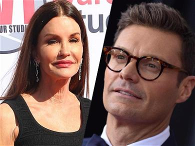 Janice Dickinson Sues Ryan Seacrest's Company Over Allegedly Staged Reality Feud