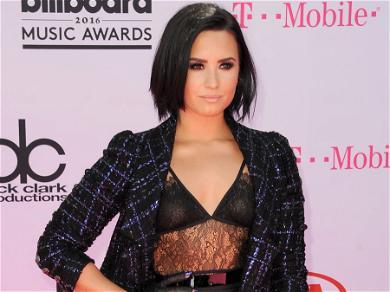Demi Lovato Updates Fans On Her 'Sobriety'