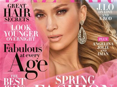 Jennifer Lopez Talks Sexual Harassment in Hollywood and Marriage With A-Rod