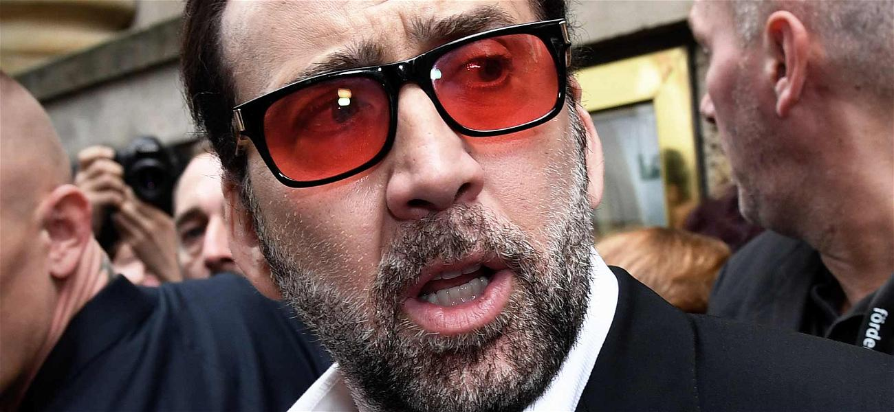 Nicolas Cage's Bride Has Checkered Criminal Past Filled with DUIs & Allegations of Assault