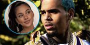Ammika Harris Shows Chris Brown What He's Missing In Sexy See-Through Dress