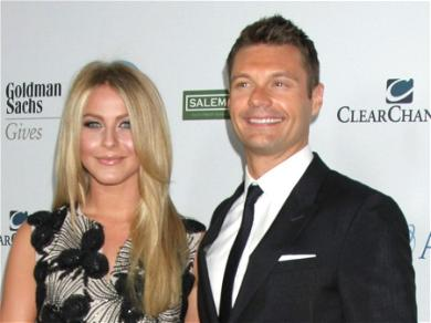 Julianne HoughFelt 'Lost' During Relationship With Ryan Seacrest