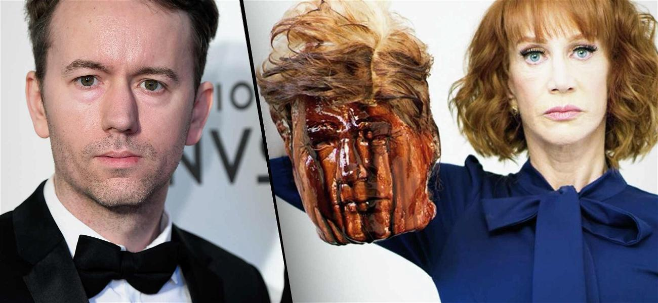 Photographer Tyler Shields Has No Plans To Give Kathy Griffin The Rights To Iconic Bloody Trump Head Photo