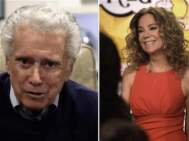 Regis Philbin Says Goodbye to Kathie Lee Gifford During Her Last Day on 'Today'