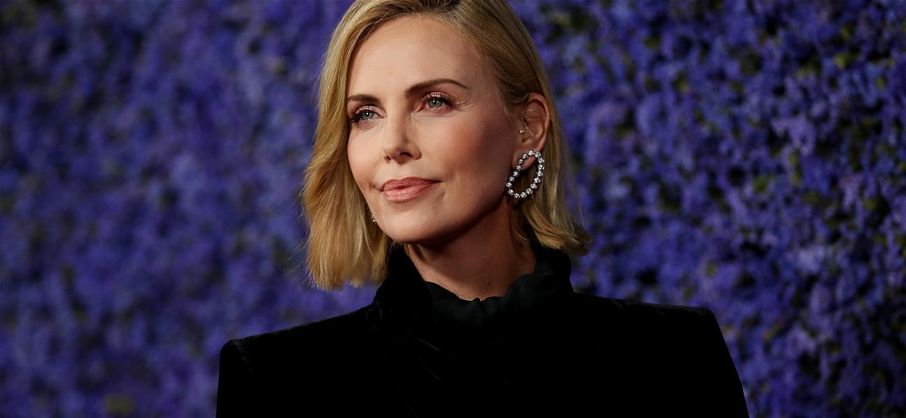 Charlize Theron Shared A Rare Photo Of Her Daughter On Vacation