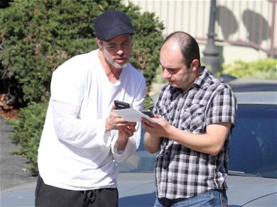 Brad Pitt Involved in Multi-Vehicle Car Crash