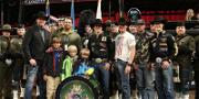 Donald Trump Jr. and Family Enjoy a Day of Watching Bull Riding