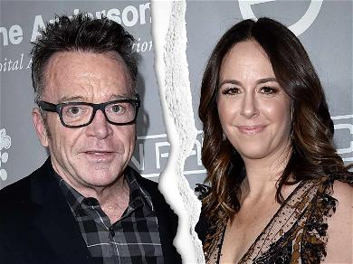 Tom Arnold Confirms Split From Wife: 'It's a Long Time Coming'