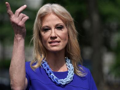Donald Trump's Advisor Kellyanne Conway Says That Americans Aren't 'Buying' Impeachment This Christmas