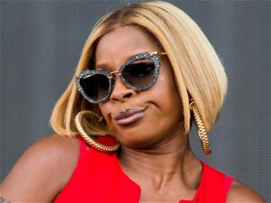 Mary J. Blige's Estranged Husband Claims She's Profiting Off Divorce