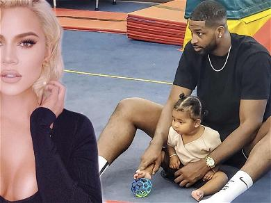 Tristan Thompson Calls True His 'Twin' After Khloé Kardashian Declares She Doesn't 'Hate' Him