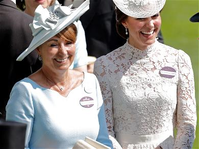 Kate Middleton's Mom Has Been Helping The Cambridges Through The Sussexes' Royal Exit