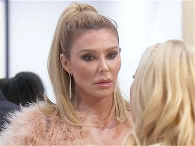 Brandi Glanville SLAMS Bravo And 'RHOBH' Cast For Using Her And Not Being Authentic