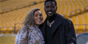 Antonio Brown's Baby Mama Chelsie Kyriss Unbothered As Ex-NFL Star Tries To Evict Her