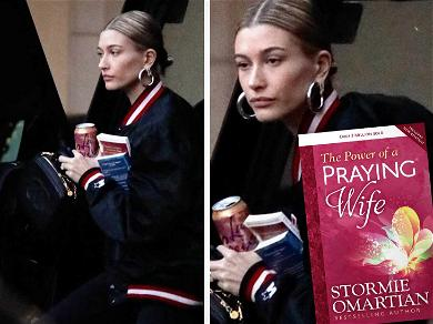 Hailey Bieber Studying 'The Power of a Praying Wife' to Strengthen Marriage with Justin Bieber