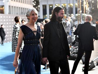 Alexandra Grant & Keanu Reeves Discuss Crazy Publicity Over Announcing Relationship