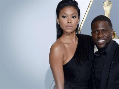 Kevin Hart's Wife Remaining Committed to Him Despite Sex Tape Scandal