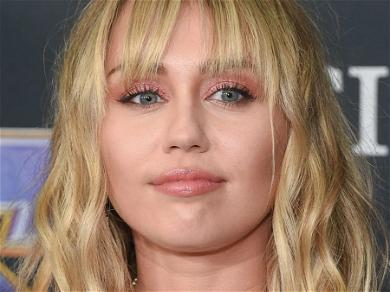 Miley Cyrus Suggests Family Unfollow Her With Underwear Photo