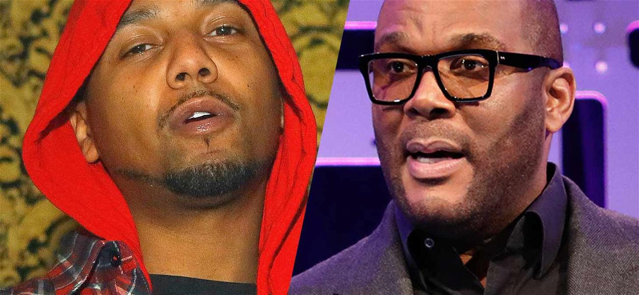 'Love & Hip Hop' Star Juelz Santana Gets Prison Surrender Date Delayed After Dropping Tyler Perry's Name