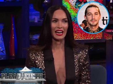Megan Fox Finally Confirms Those Shia LaBeouf Romance Rumors