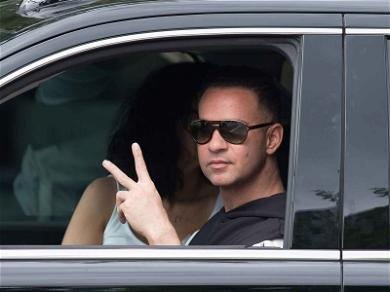 Mike Sorrentino Shows Up in Miami for 'Jersey Shore' Reunion