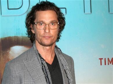 Actor Matthew McConaugheyReportedly Considering Running For Texas Governor