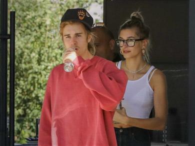 Justin Bieber & Hailey Baldwin Check Out Rihanna, Demi Lovato's Mansions