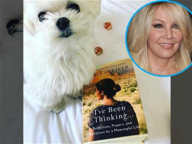 Heather Locklear Seeking Help From Maria Shriver During Recovery