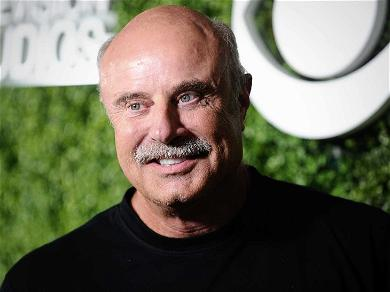 Dr. Phil Makes It Clear CBS Is Responsible for Not Issuing Staff Holiday Paychecks