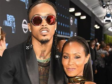 August Alsina Says Jada Pinkett-Smith Got 'A Courtesy Call' BEFORE Shocking Relationship Confession