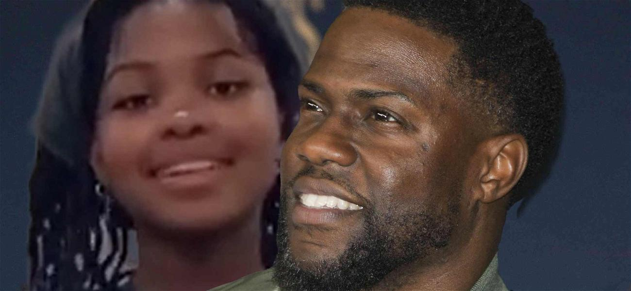 Kevin Hart Buys Daughter Haven An $85K Mercedes For Sweet 16 Birthday